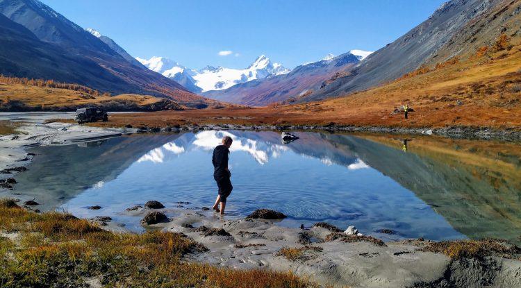 Две самые красивые долины Алтая