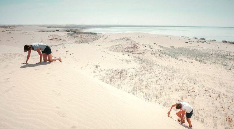 Пустыня Гоби — святая земля Бессмертных