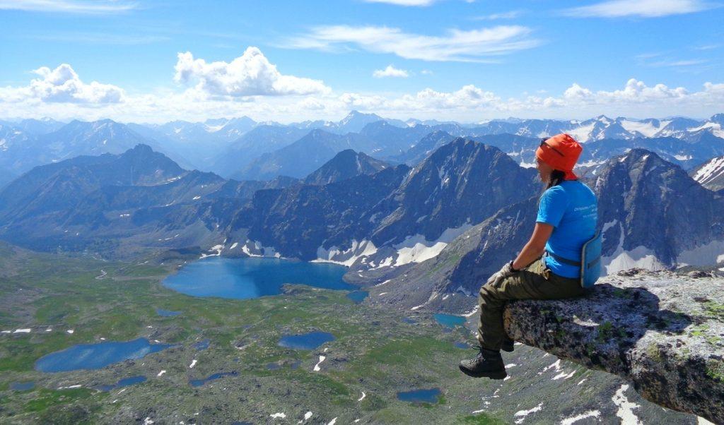 Вид с горы Колбан, фото - Светлана Сафарова