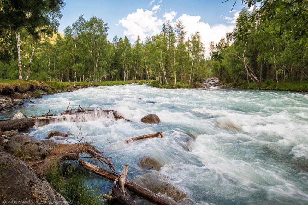 река Кучерла, фото - Игорь Харченко
