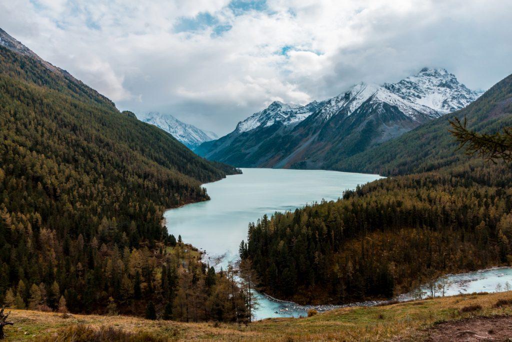 Кучерлинское озеро, фото - Татьяна Александрова