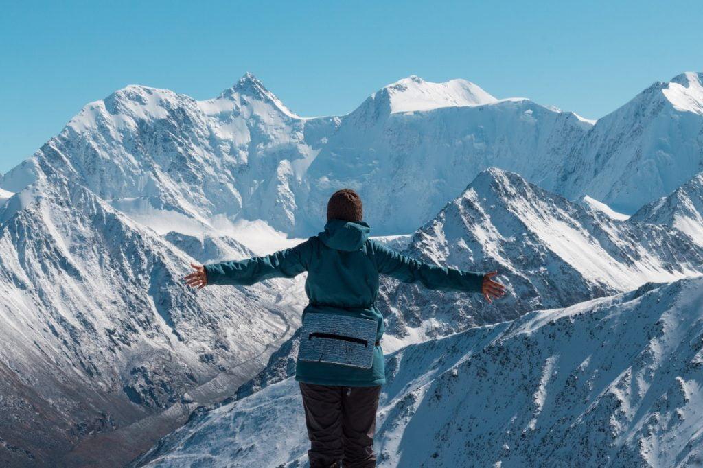 гора Белуха, Фото - Татьяна Александрова