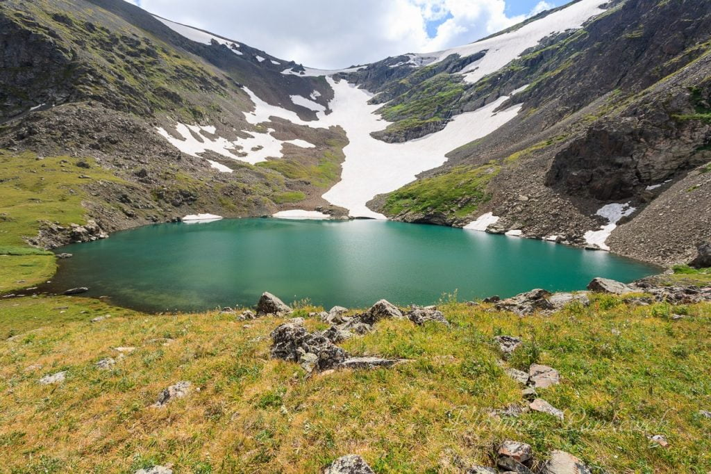 гора Красная, озеро Верхнее, фото- Владимир Панкевич